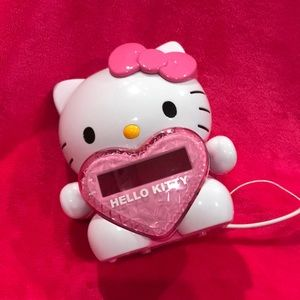 Hello Kitty Alarm Clock ⏰